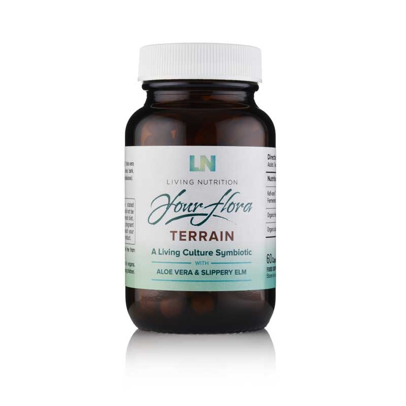 Living Nutrition Terrain Symbiotic Fermented Herbal Supplements
