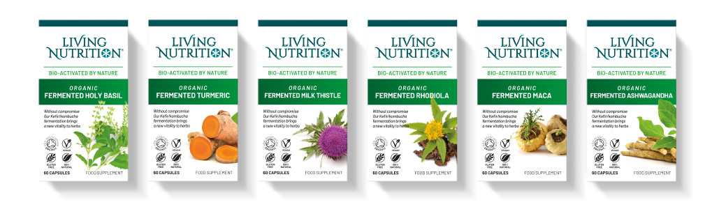 Organic Fermented Herbs - Singles